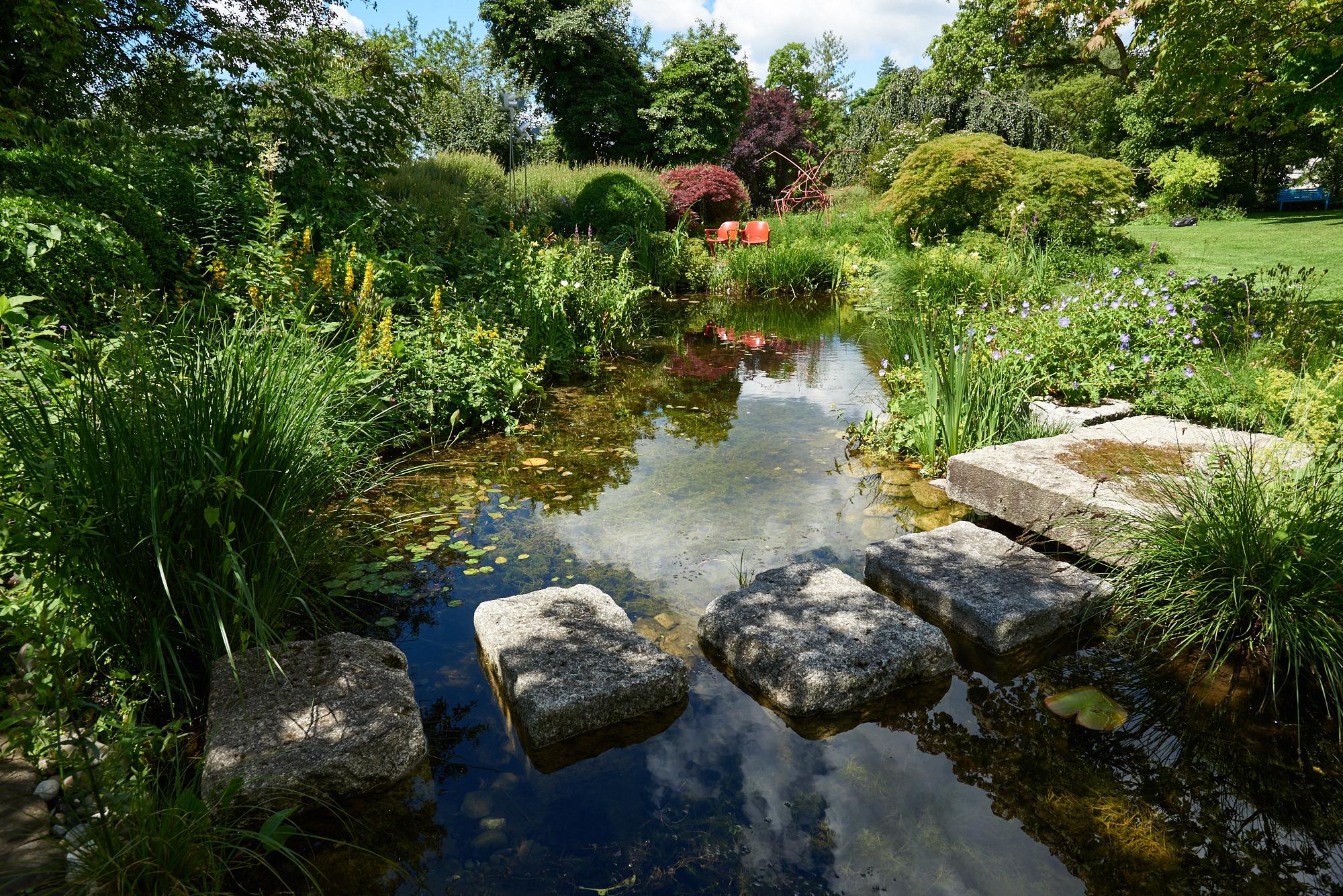 Gnädinger Gärten in Radolfzell am Bodensee