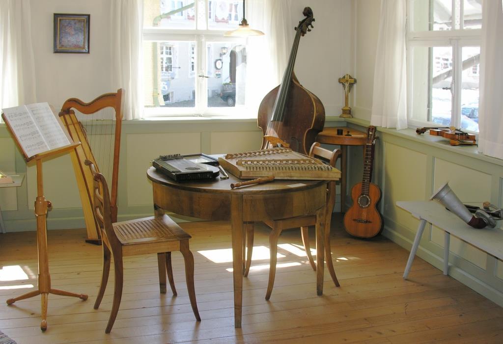 Musikmuseum Eglofs Stube