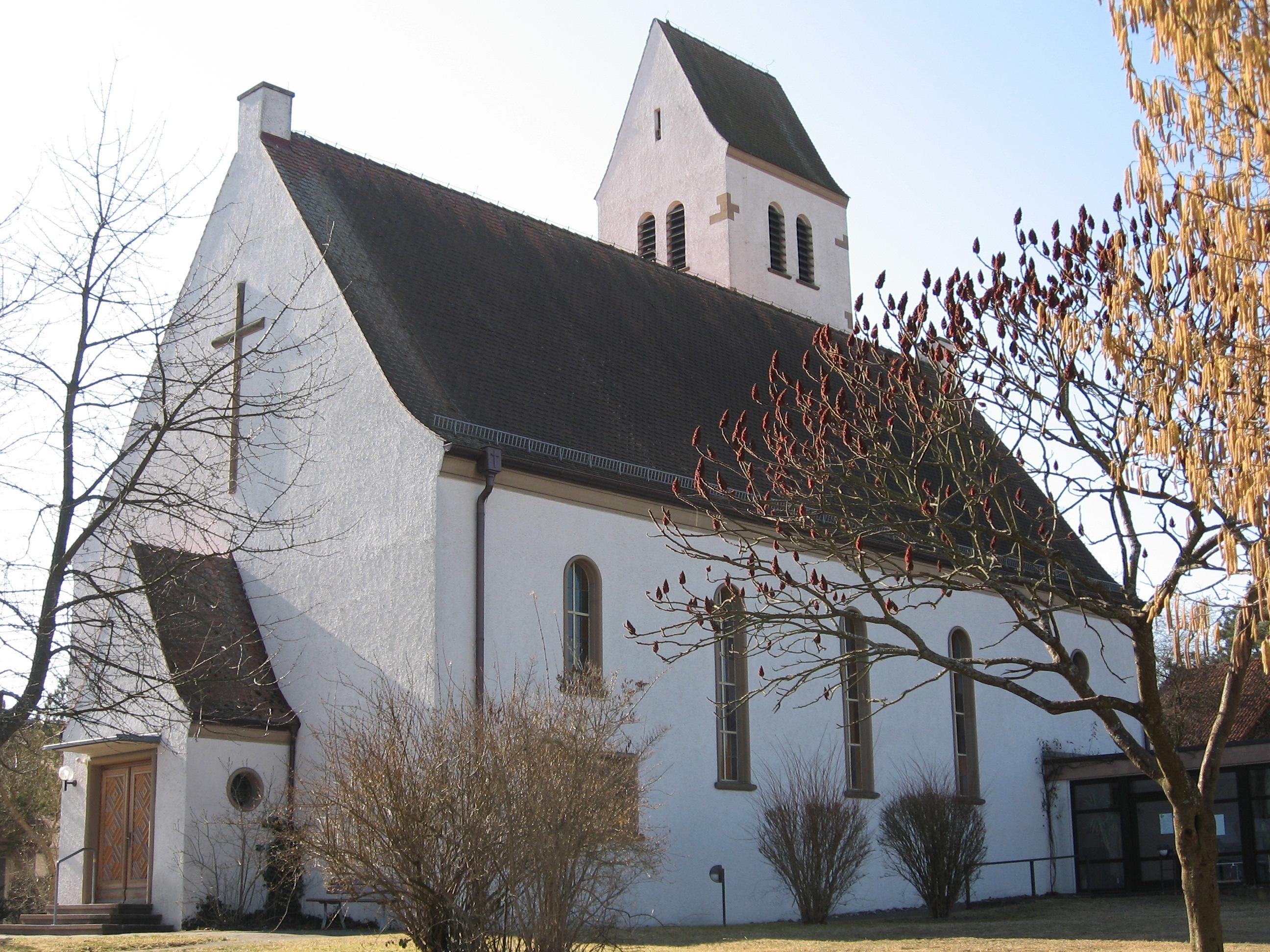 Christuskirche Konstanz Wollmatingen