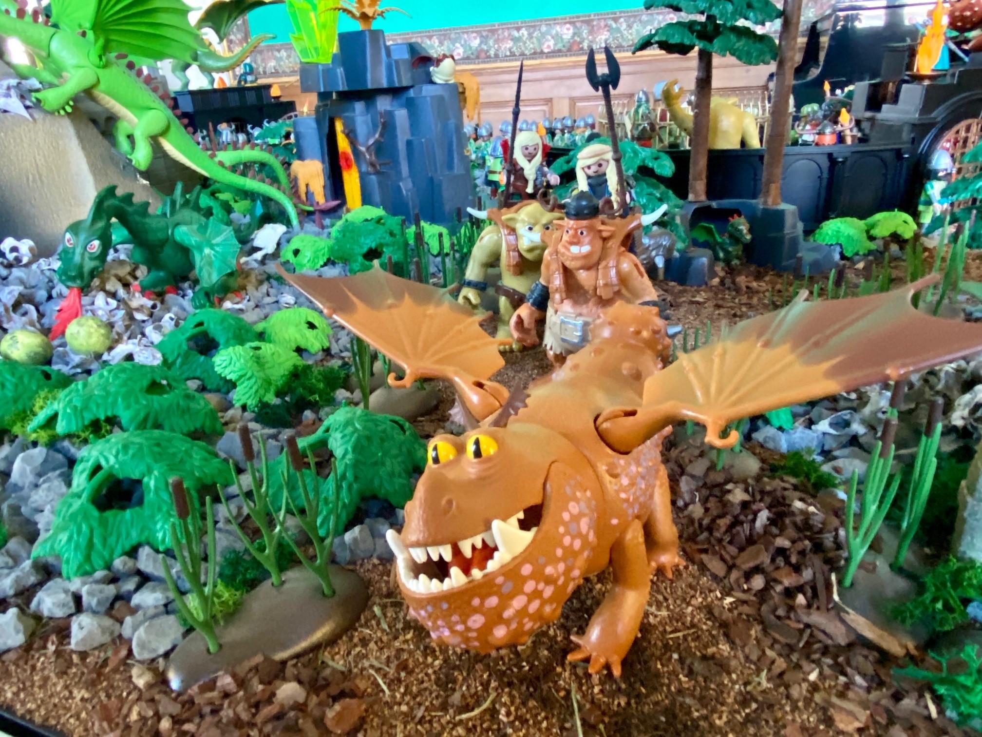 Ausstellung Playmobil Aulendorf