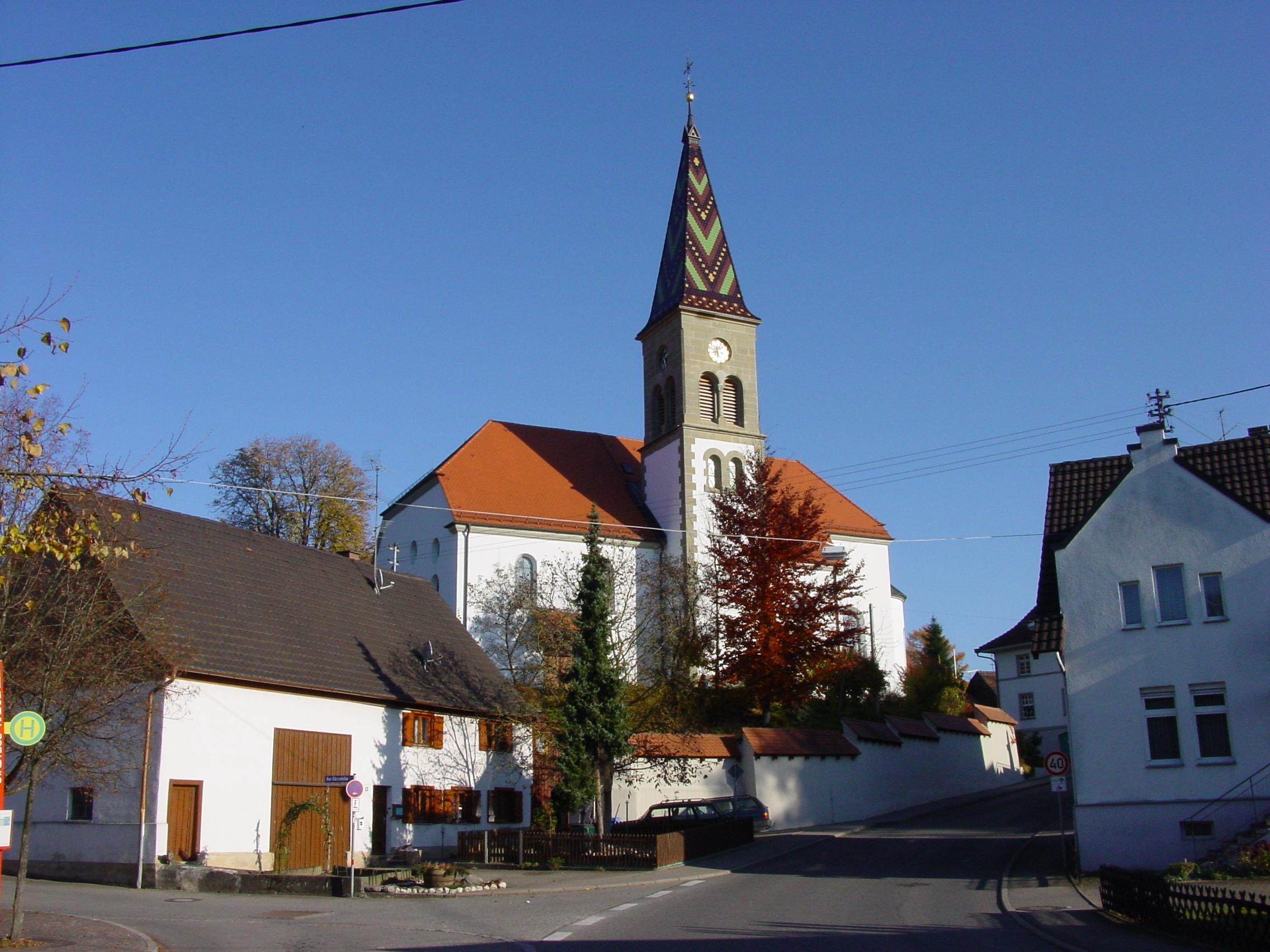 St. Georg-Kirche Liggeringen