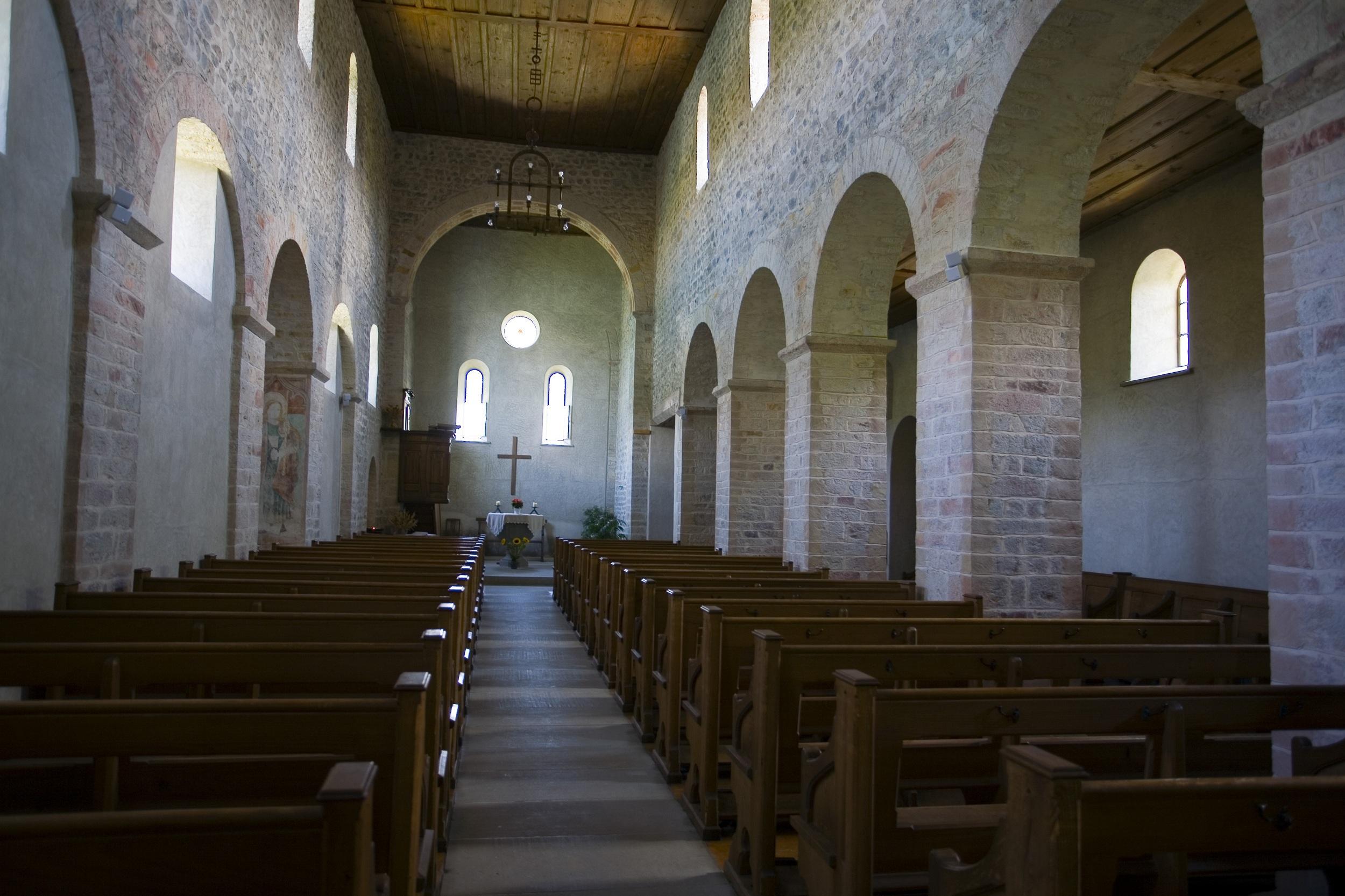 Propsteikirche innen
