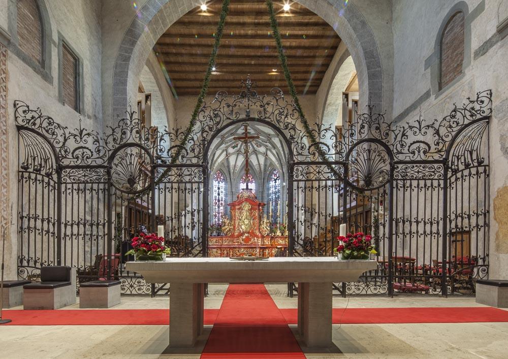 Münster St. Maria und Markus - Altarraum