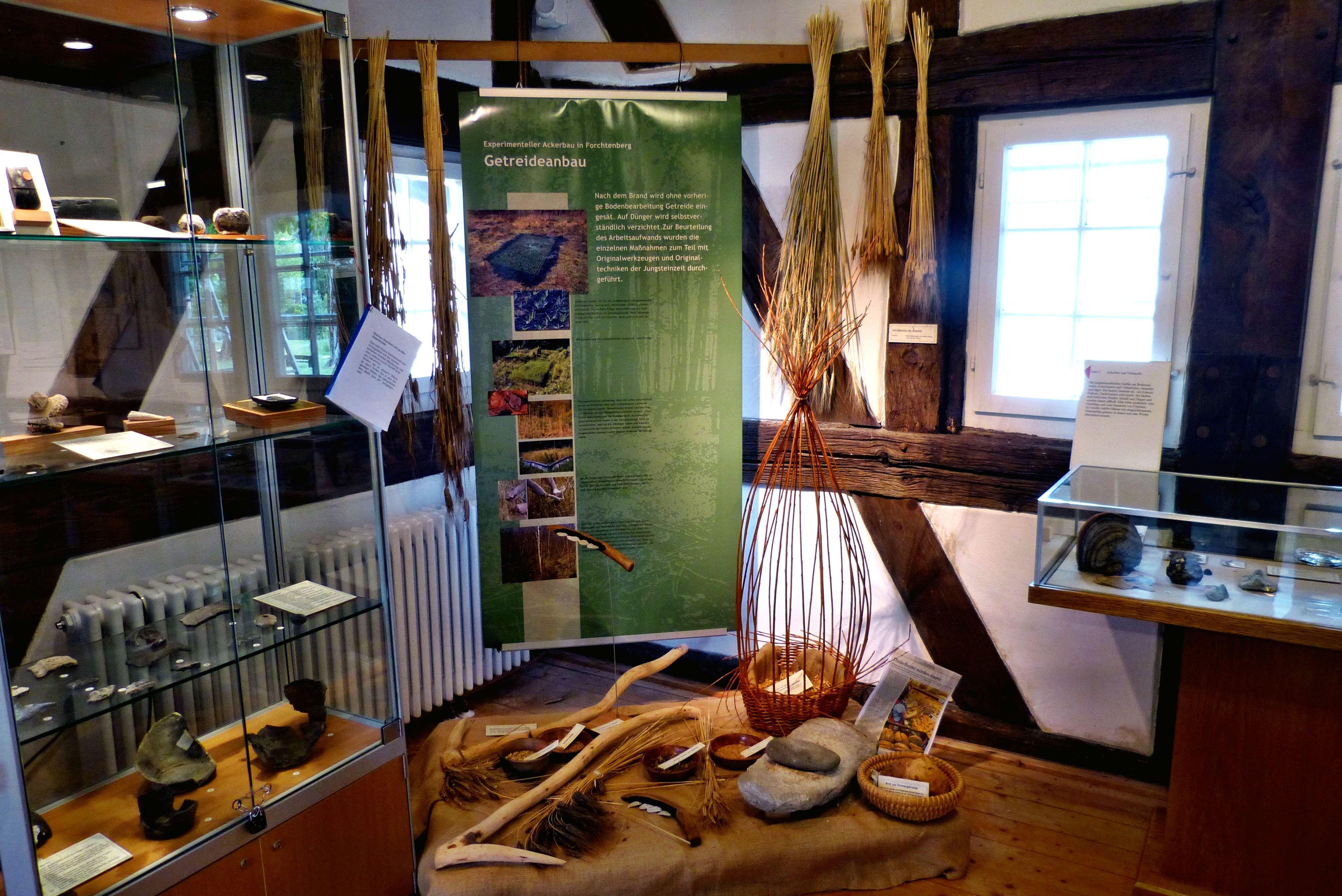 2015 - Fischerhaus Getreide