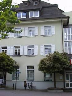 """Ehemaliges Gasthaus """"Zum Hirschen"""""""