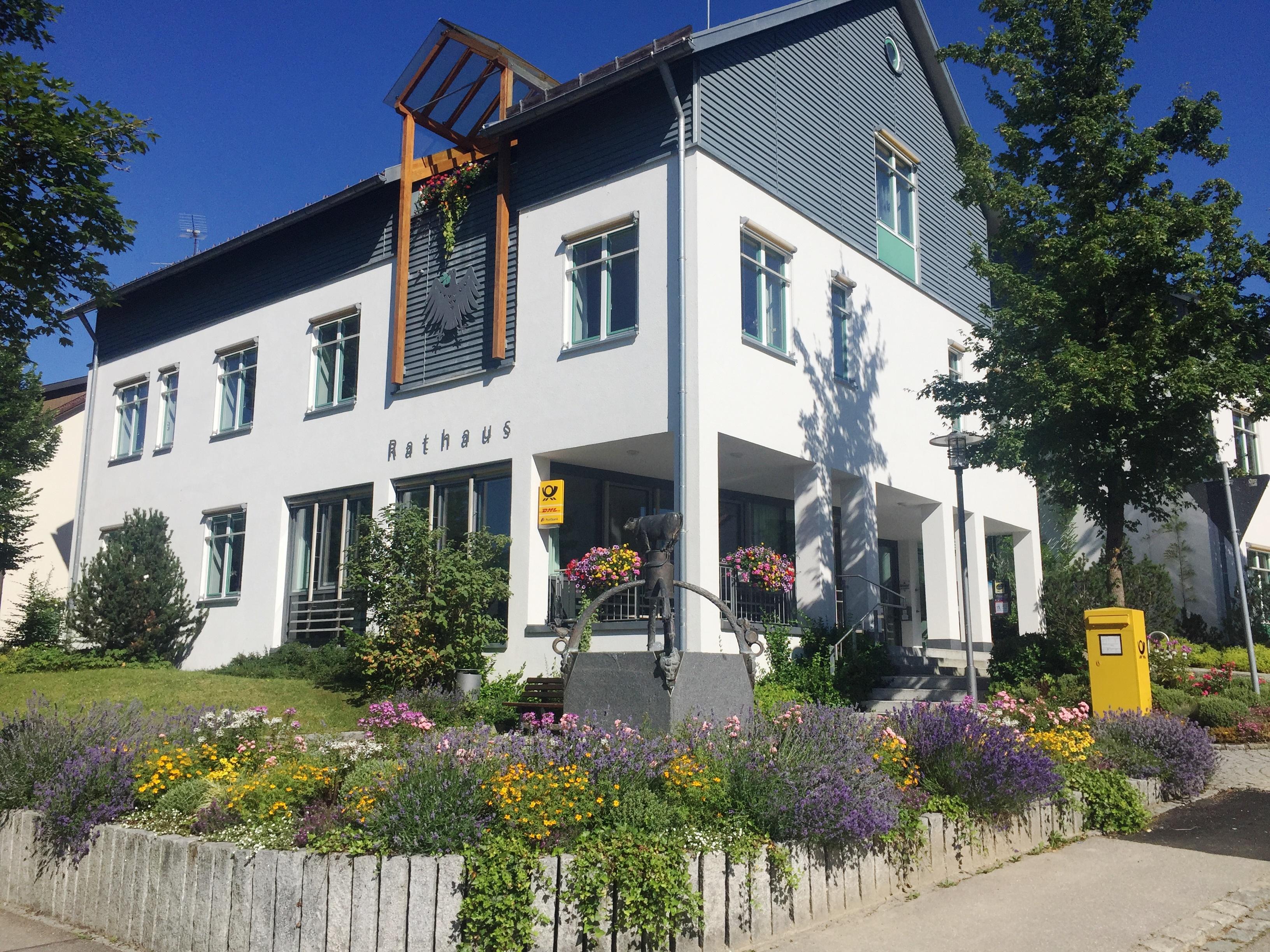 Rathaus Eisenharz