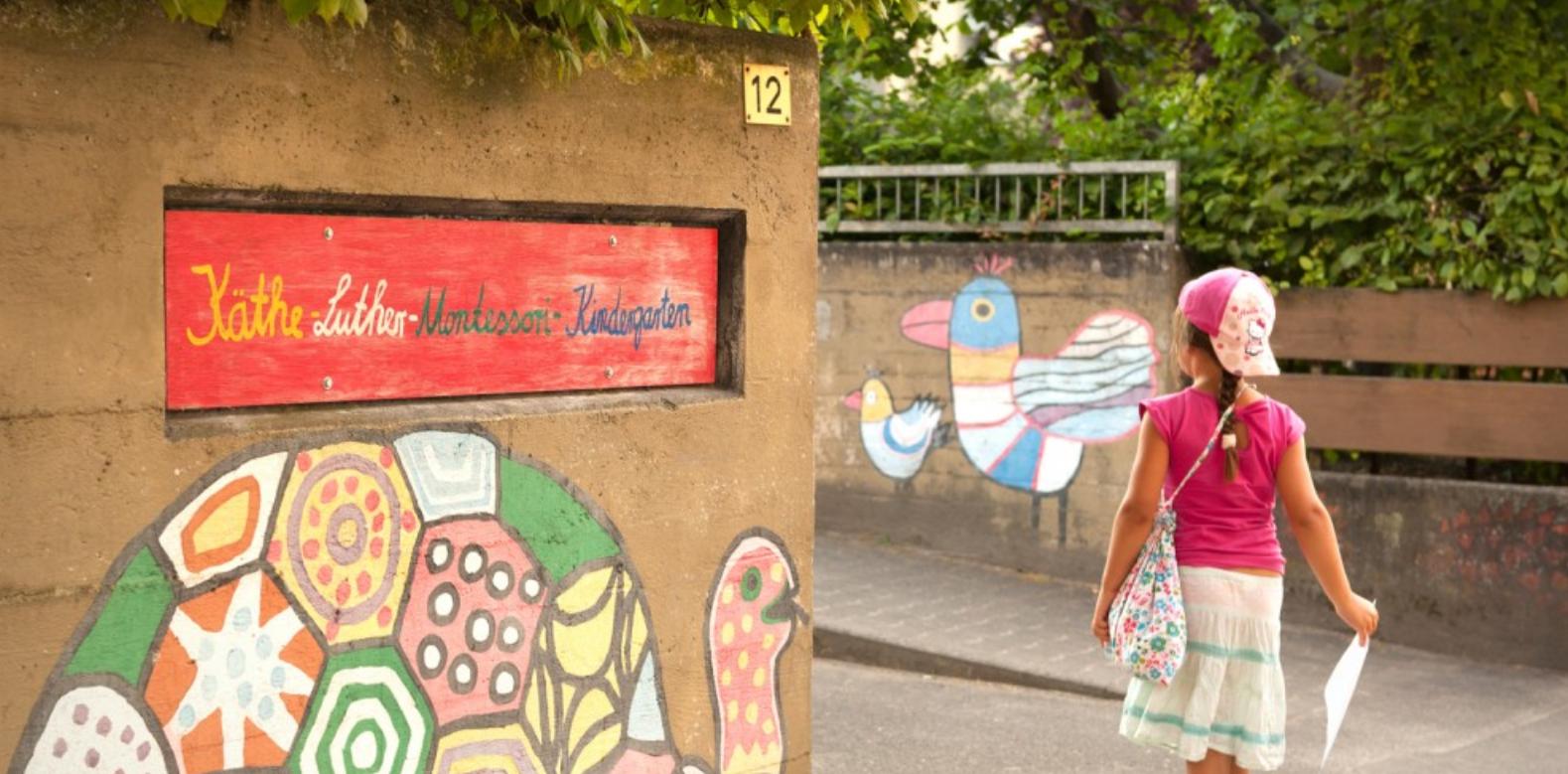 K the Luther Montessori Kindergarten