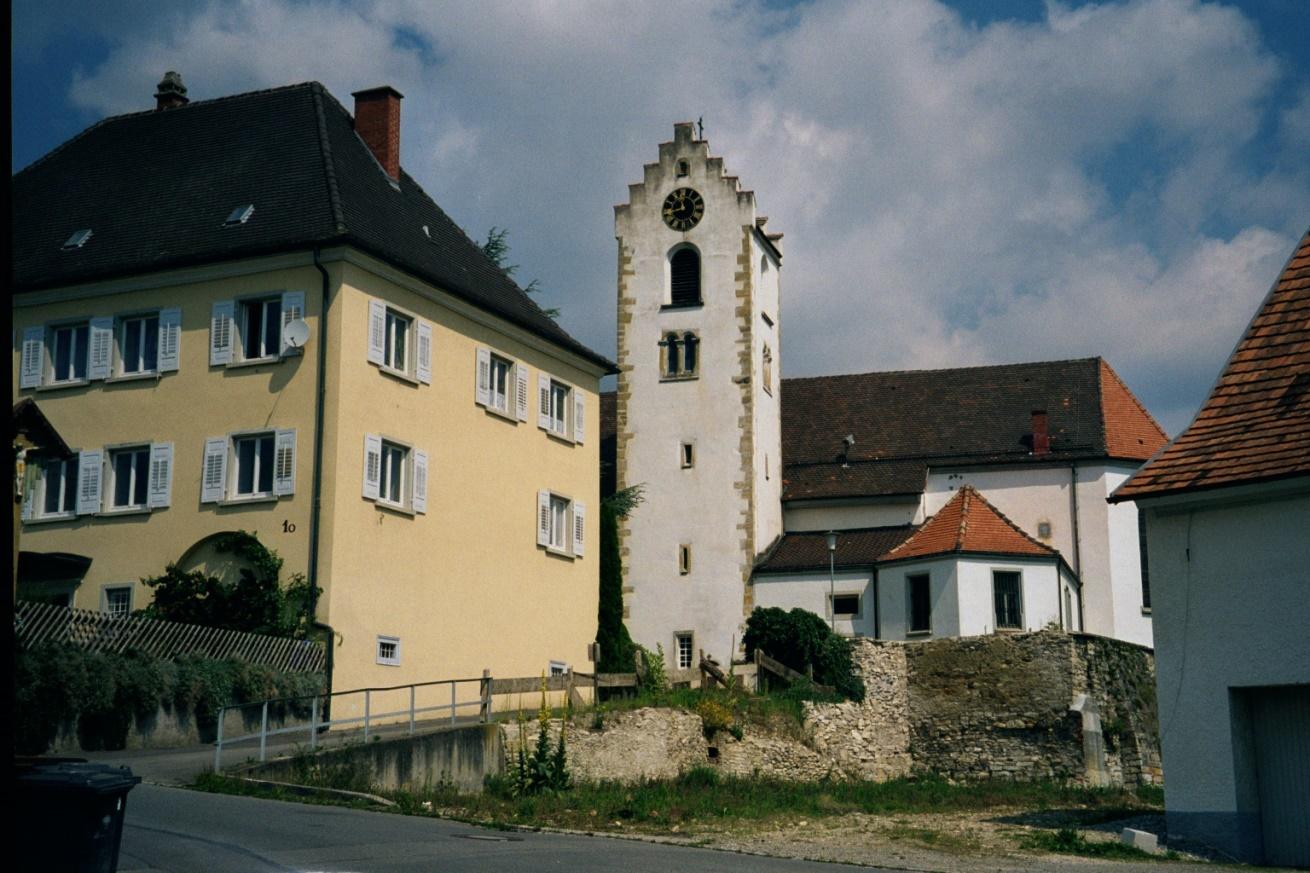 St. Stephan Ehingen Kirche