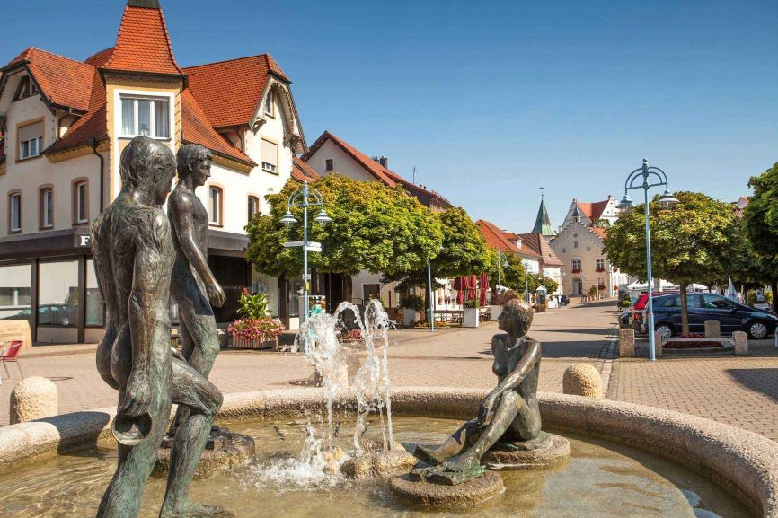 Marktplatz Bad Buchau