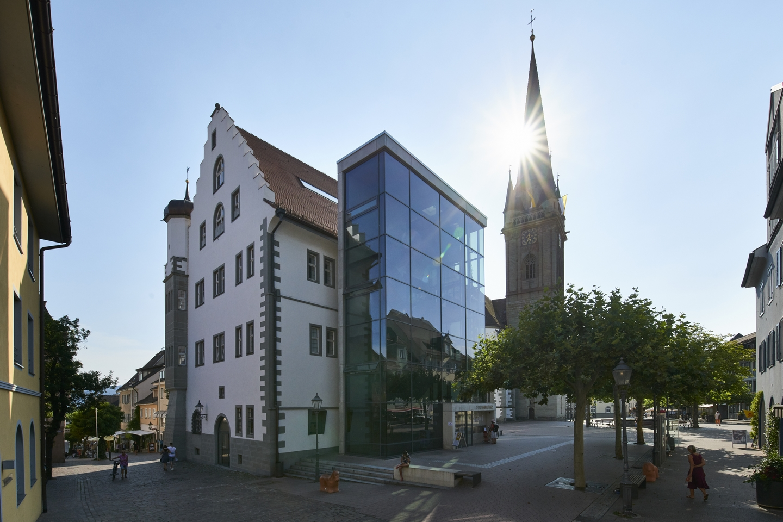 Stadtbibliothek Radolfzell im Österreichischen Schlösschen