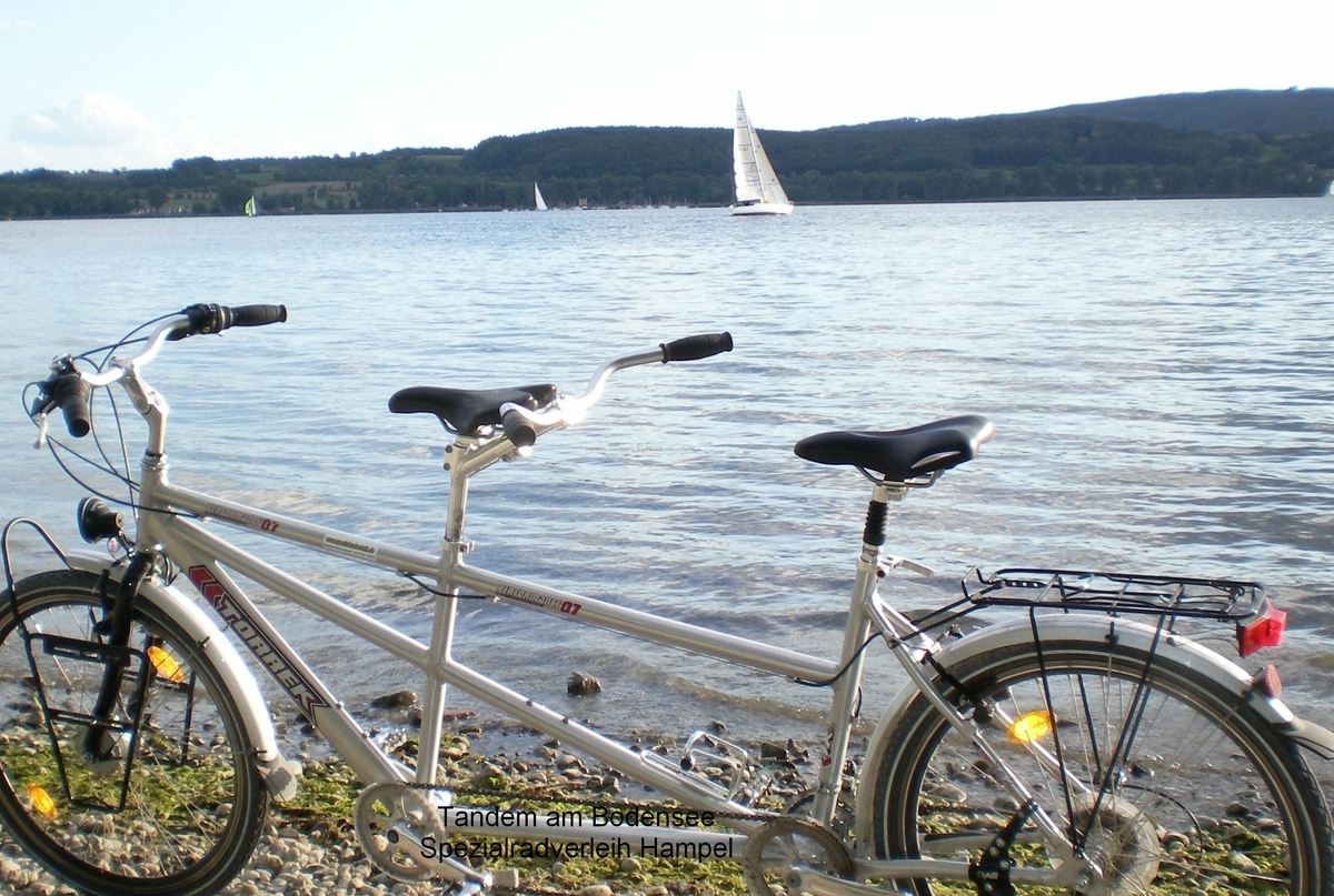 Tandem_am_see