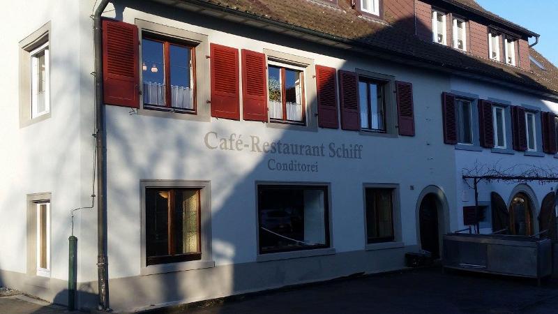 Trattoria-Pizzeria Zum Schiff