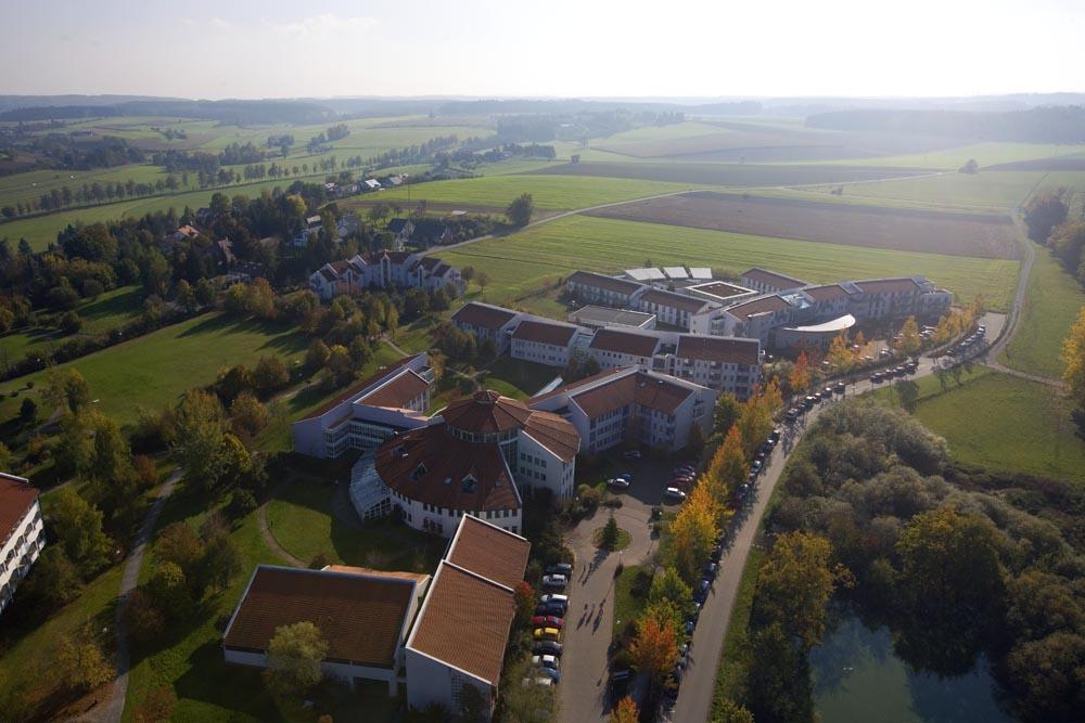 Bad Saulgau_Klinik a s Moos und Akutklinik