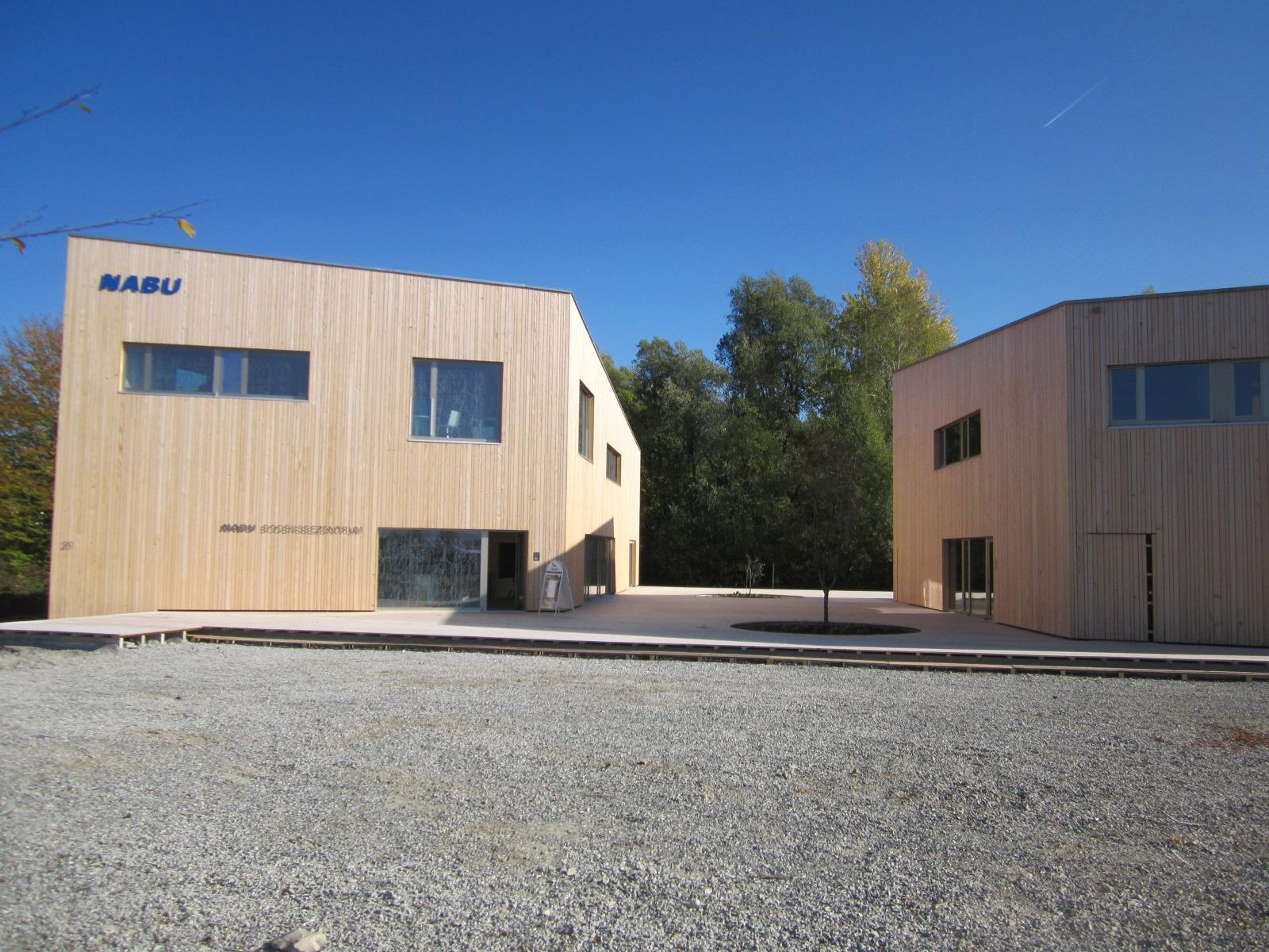 NABU-Bodenseezentrum Außenansicht