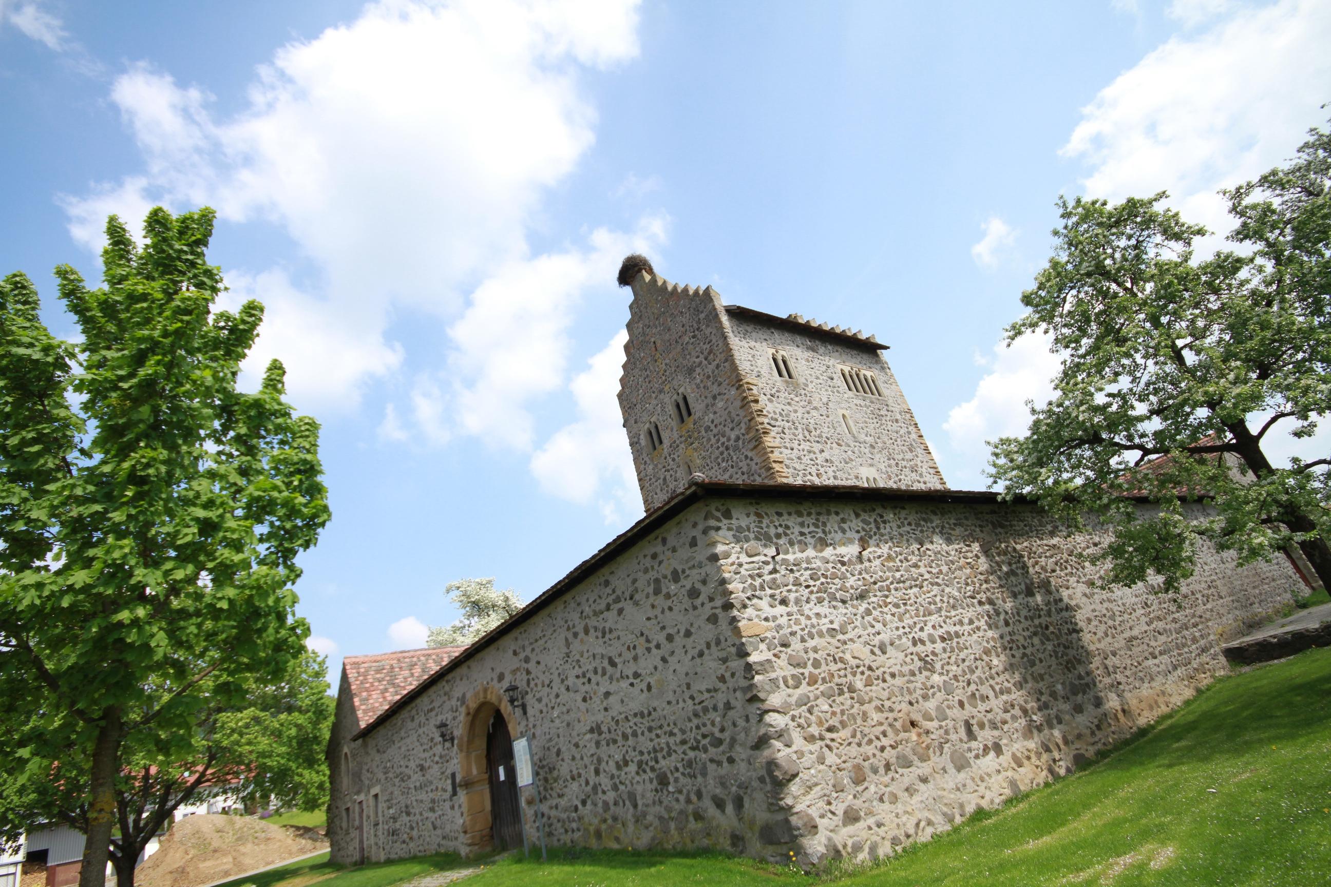 Riedheim Burg