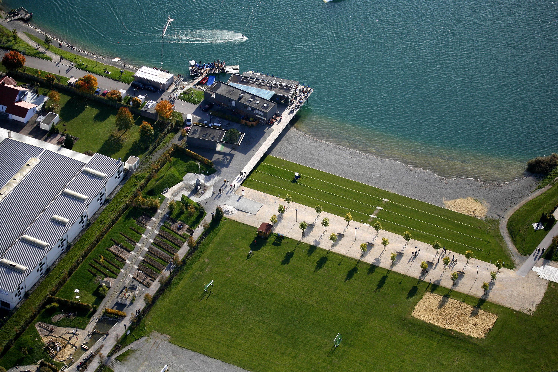 Luftbild Seepark Ost
