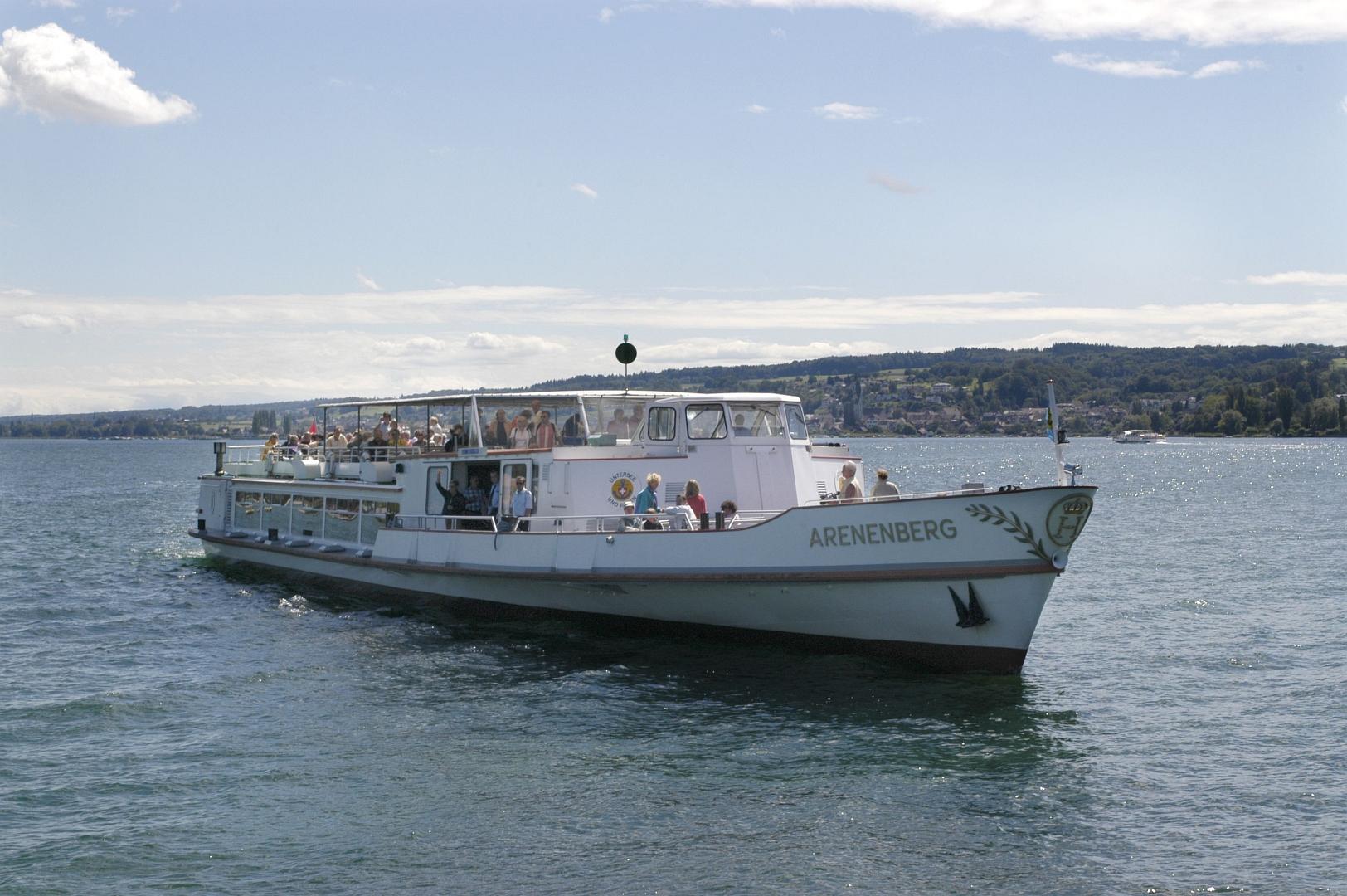 Schiff der URH