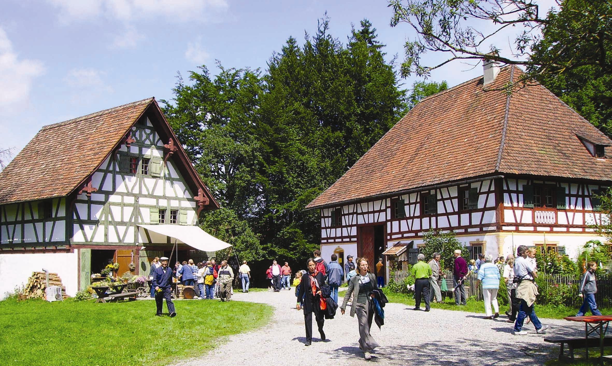 Bauernhaus-Museum Wolfegg 1