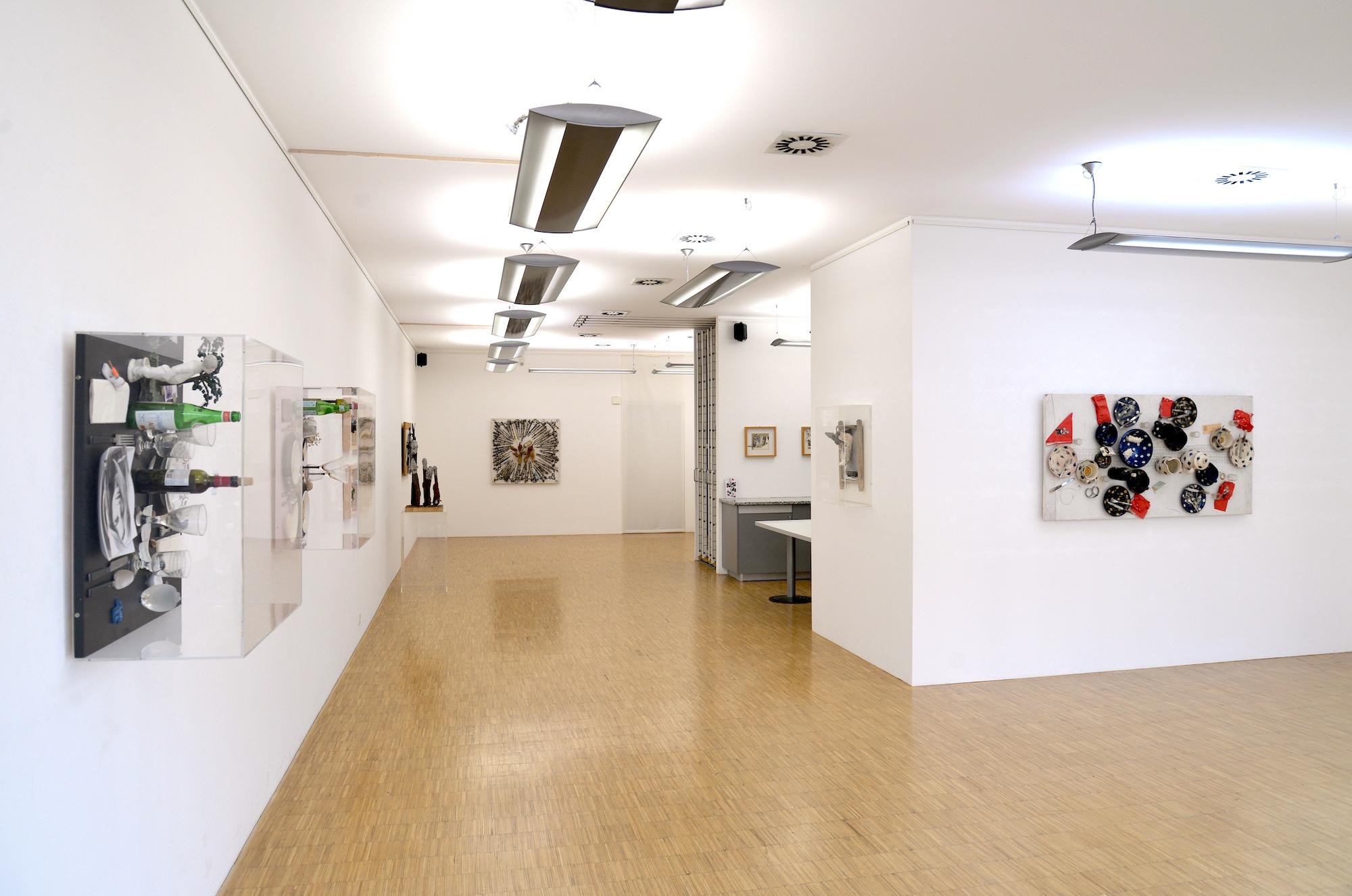Kunst in der Galerie Geiger