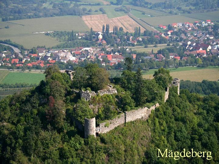 Mühlhausen Mägdeberg