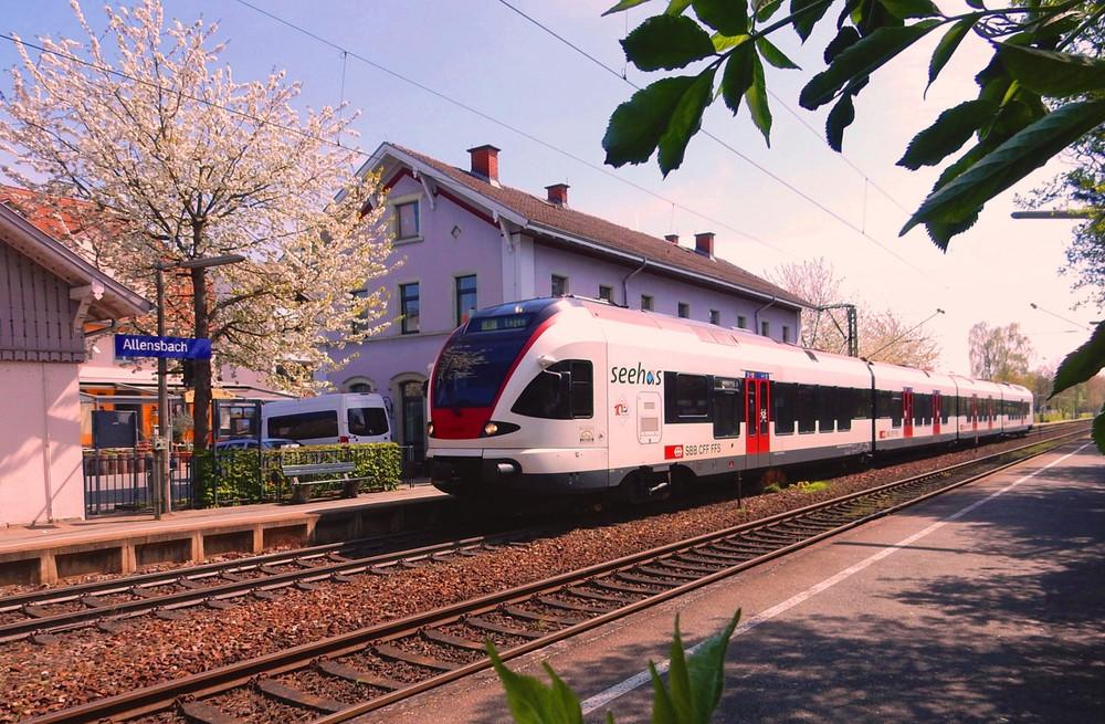 Bahnhof Allensbach