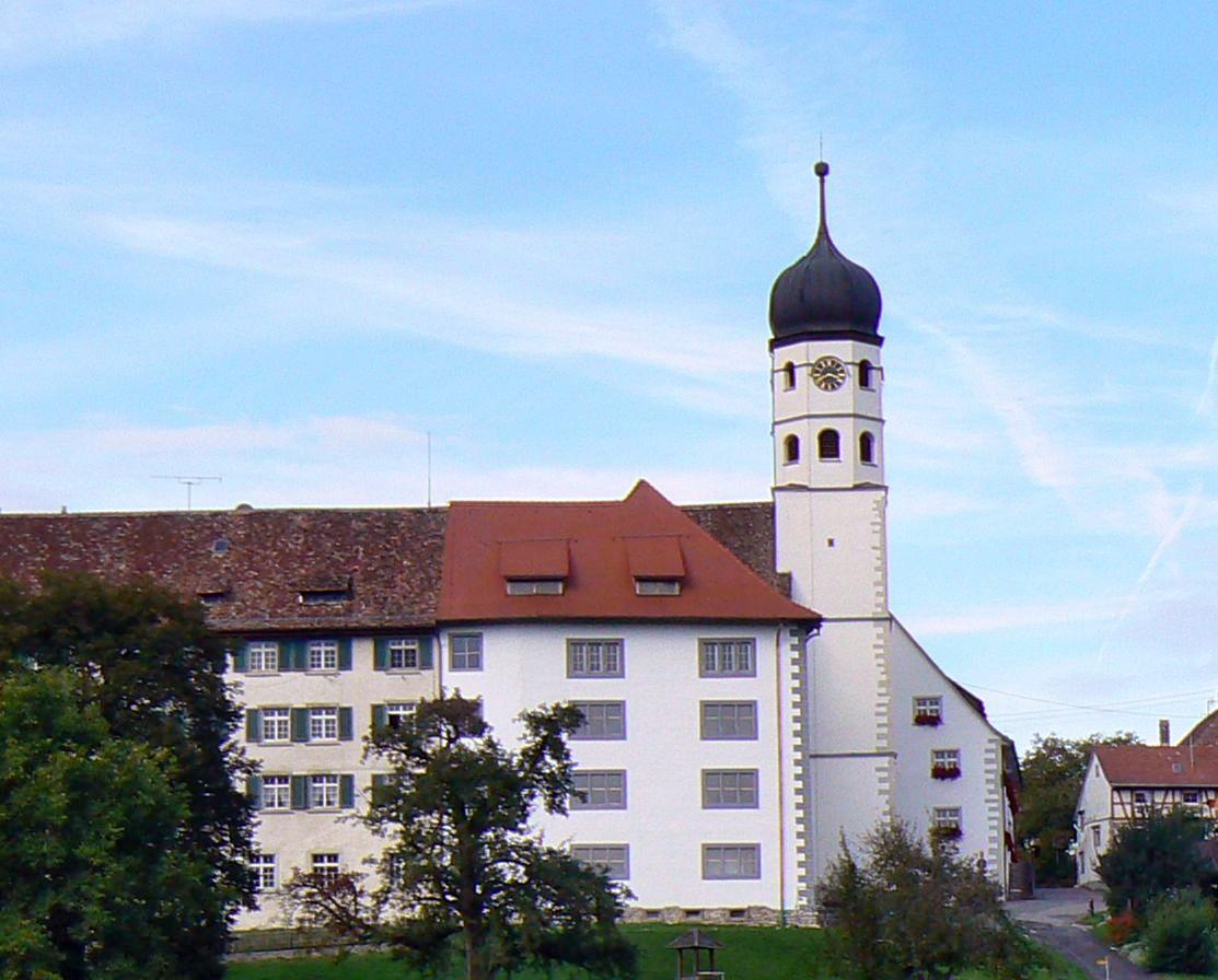 2013 - Oehningen Kloster Rathaus
