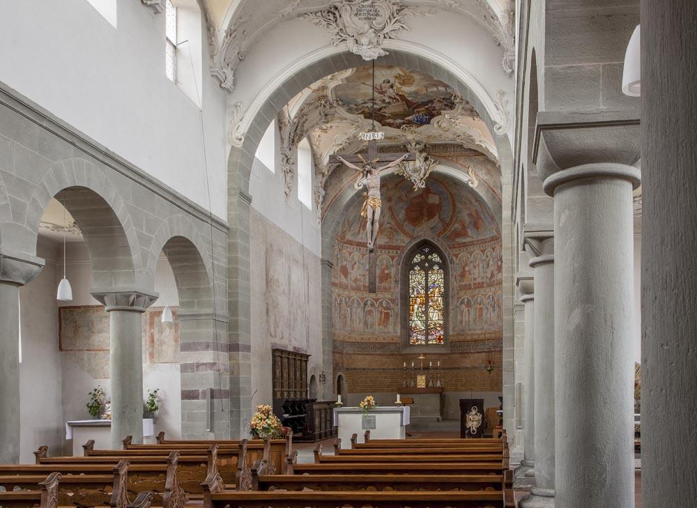 St. Peter und Paul Innenansicht