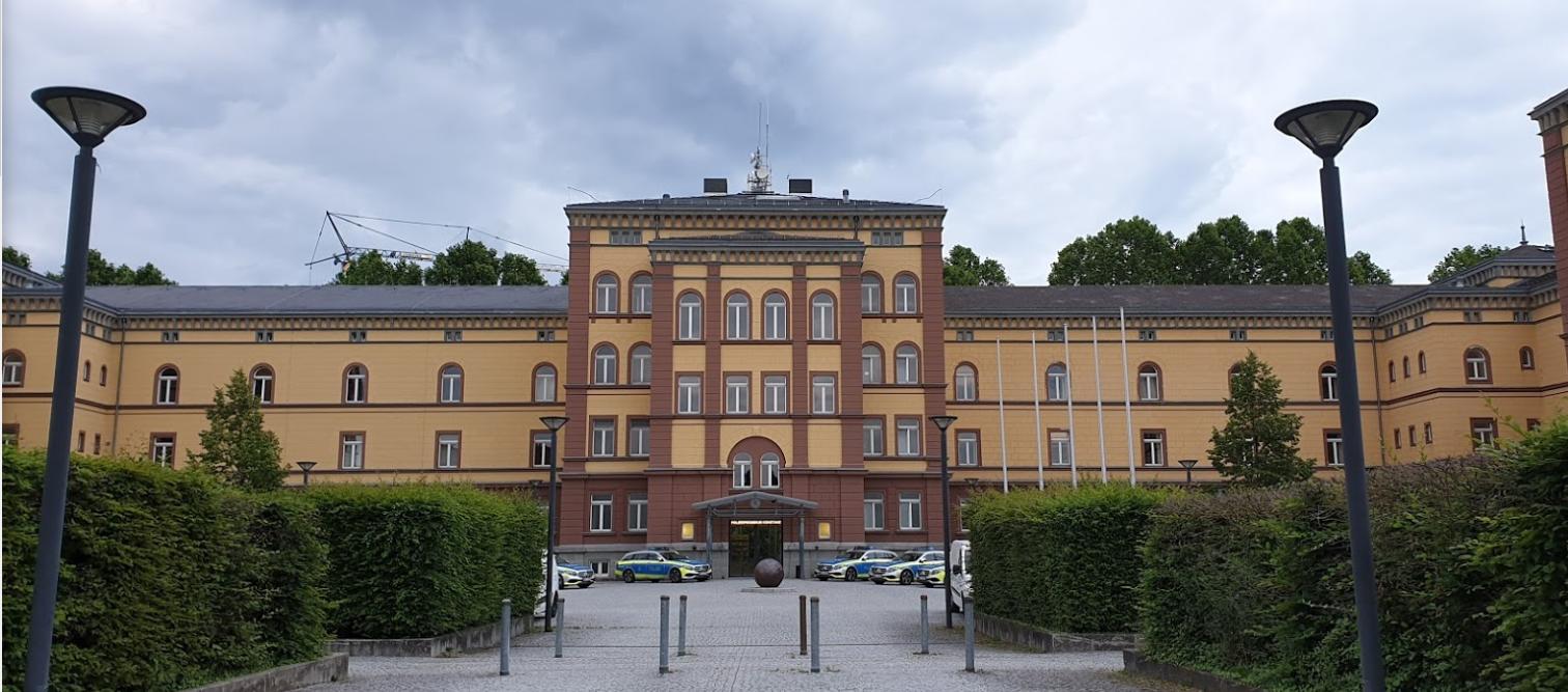 Polizeipr sidium Konstanz