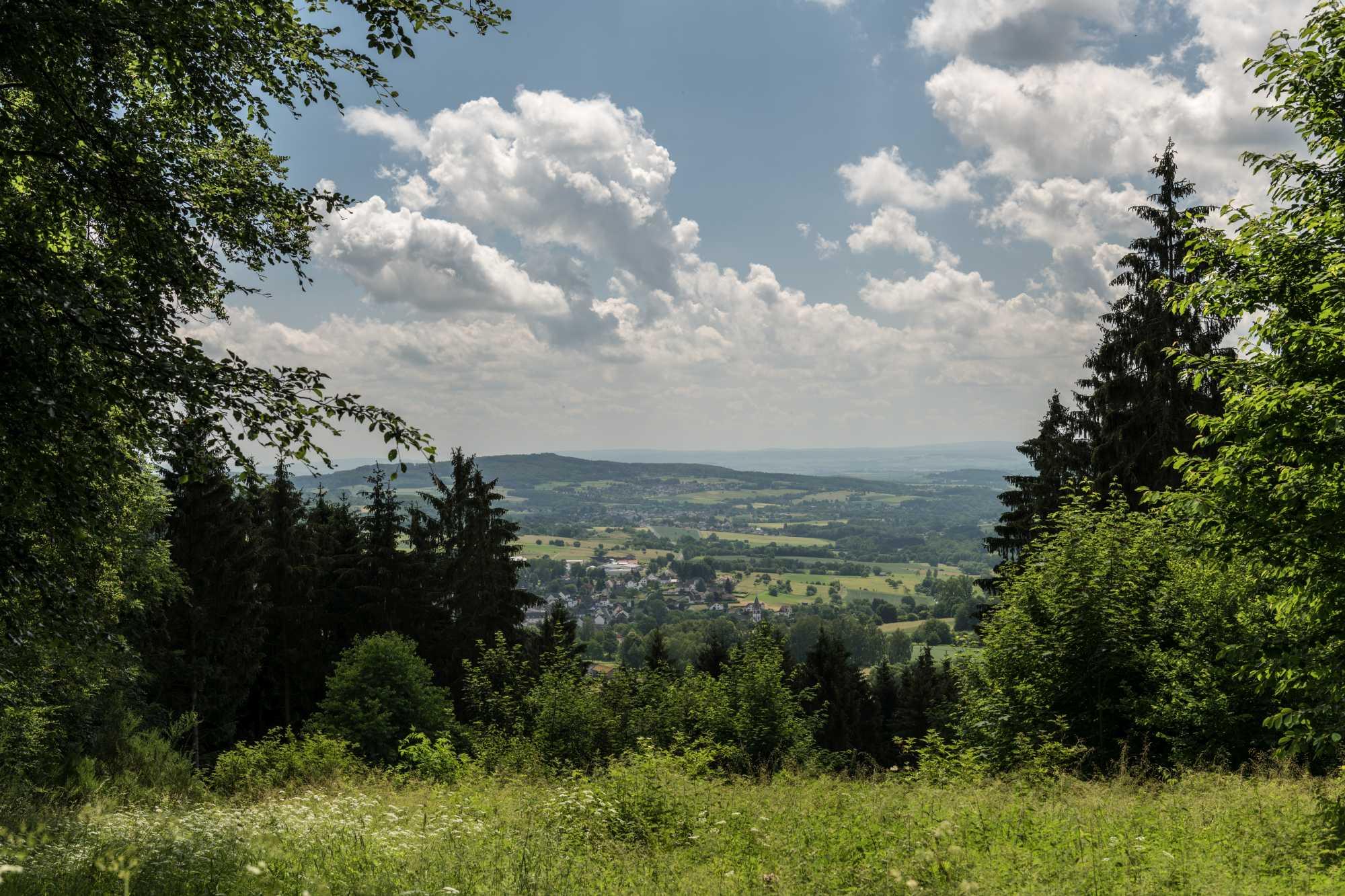 Aussichtpunkt Hessenblick