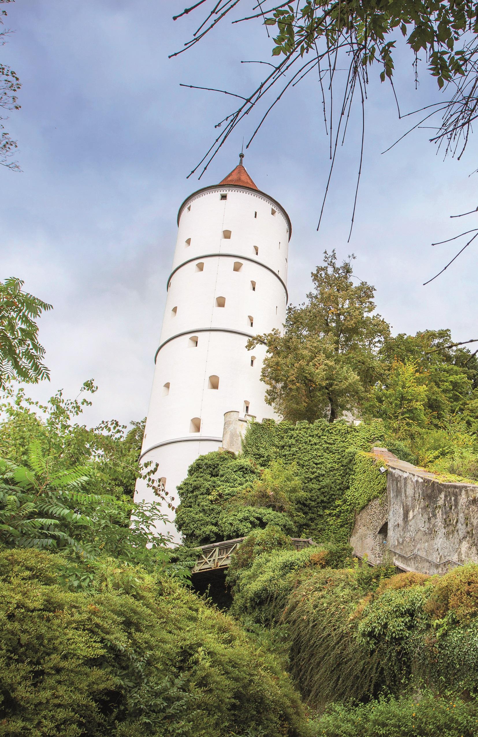 Weisser Turm Biberach an der Riss