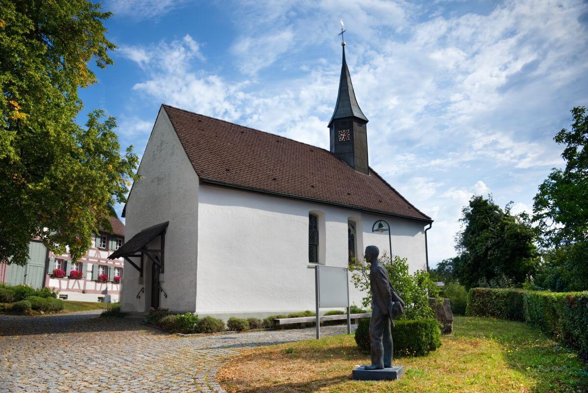 Mauritiuskapelle Gaienhofen