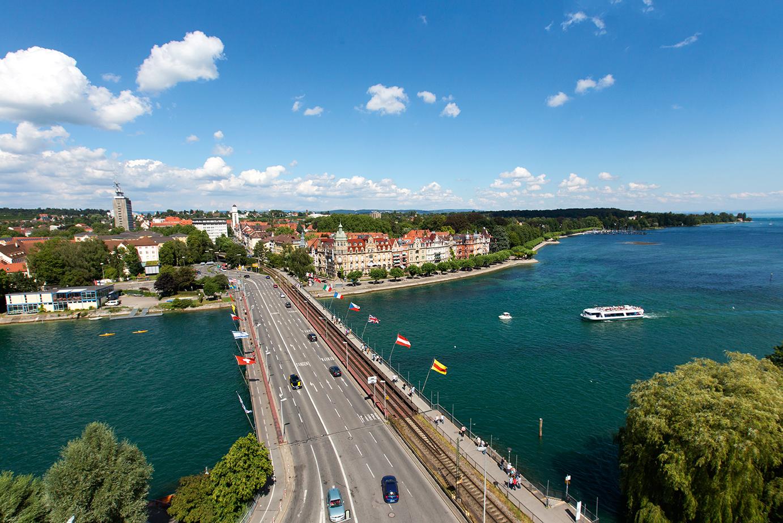 Konstanz Rheinbr cke2 Mende