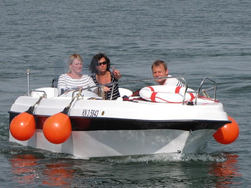 Motorbootkurs