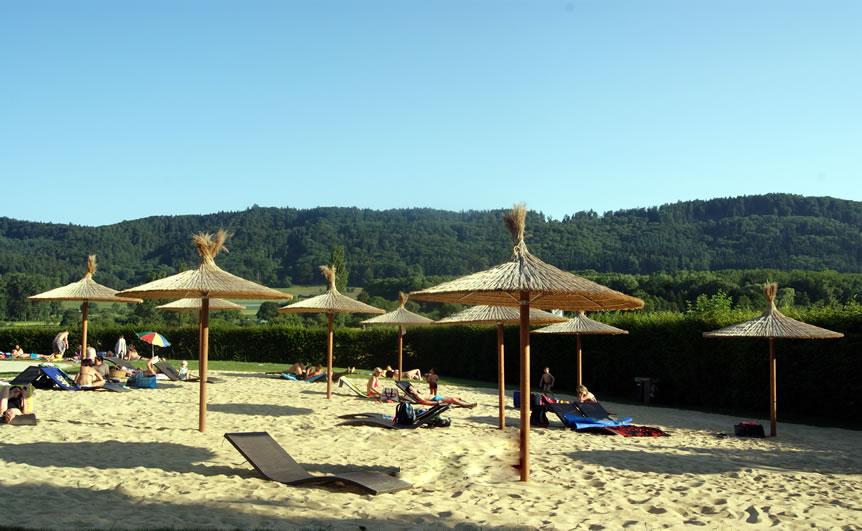 Gästejournal 2019 -Naturbad Strandbereich