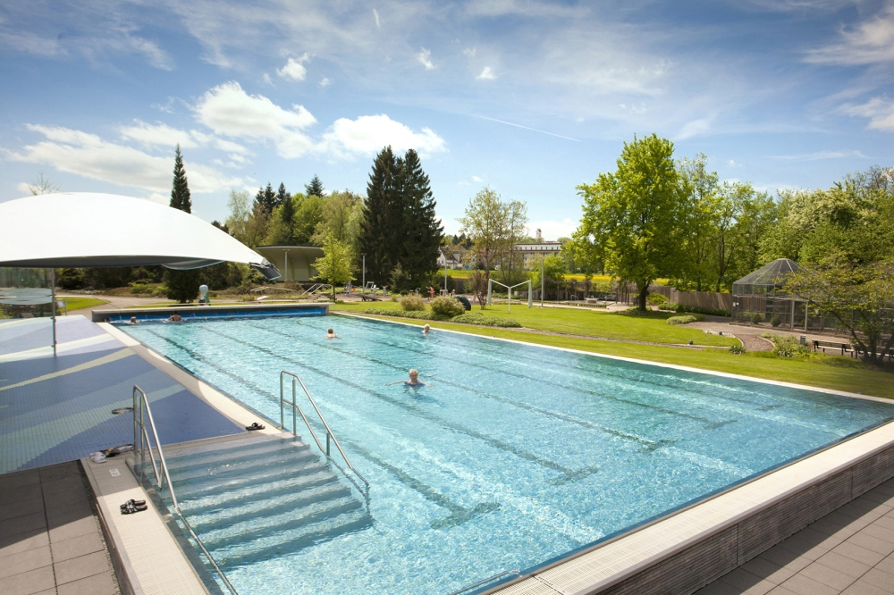 Bad Buchau_Adelindis Therme_Sportbecken