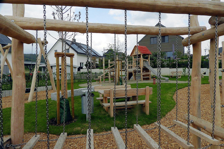 Spielplatz Ketten kl