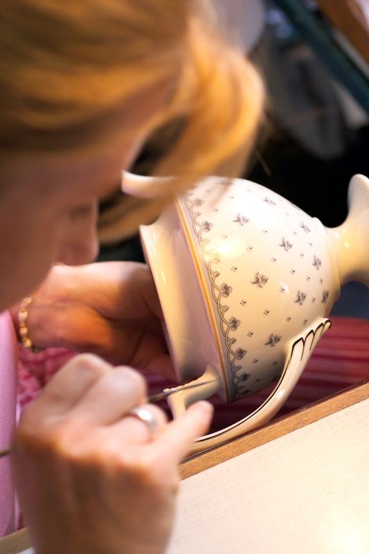 Porzellanmanufaktur Königlich Tettau