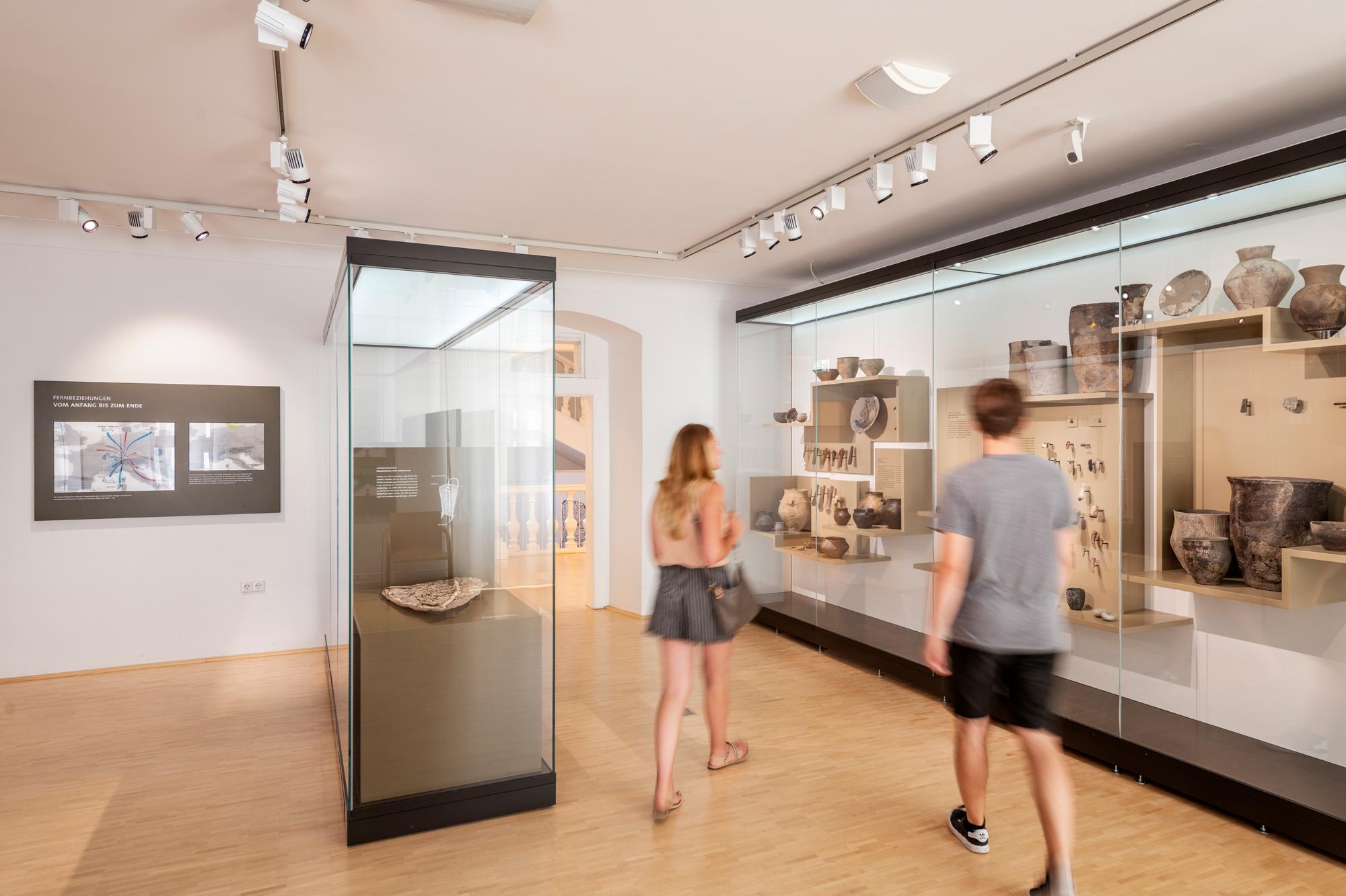 Funde und Erkenntnisse der Landesarchäologie in Baden-Württemberg ausgestellt