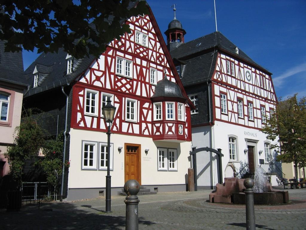 Kirchberg Marktplatz