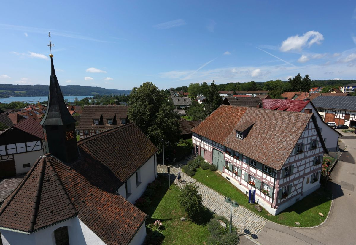 Hesse Museum Gaienhofen und Mauritiuskapelle