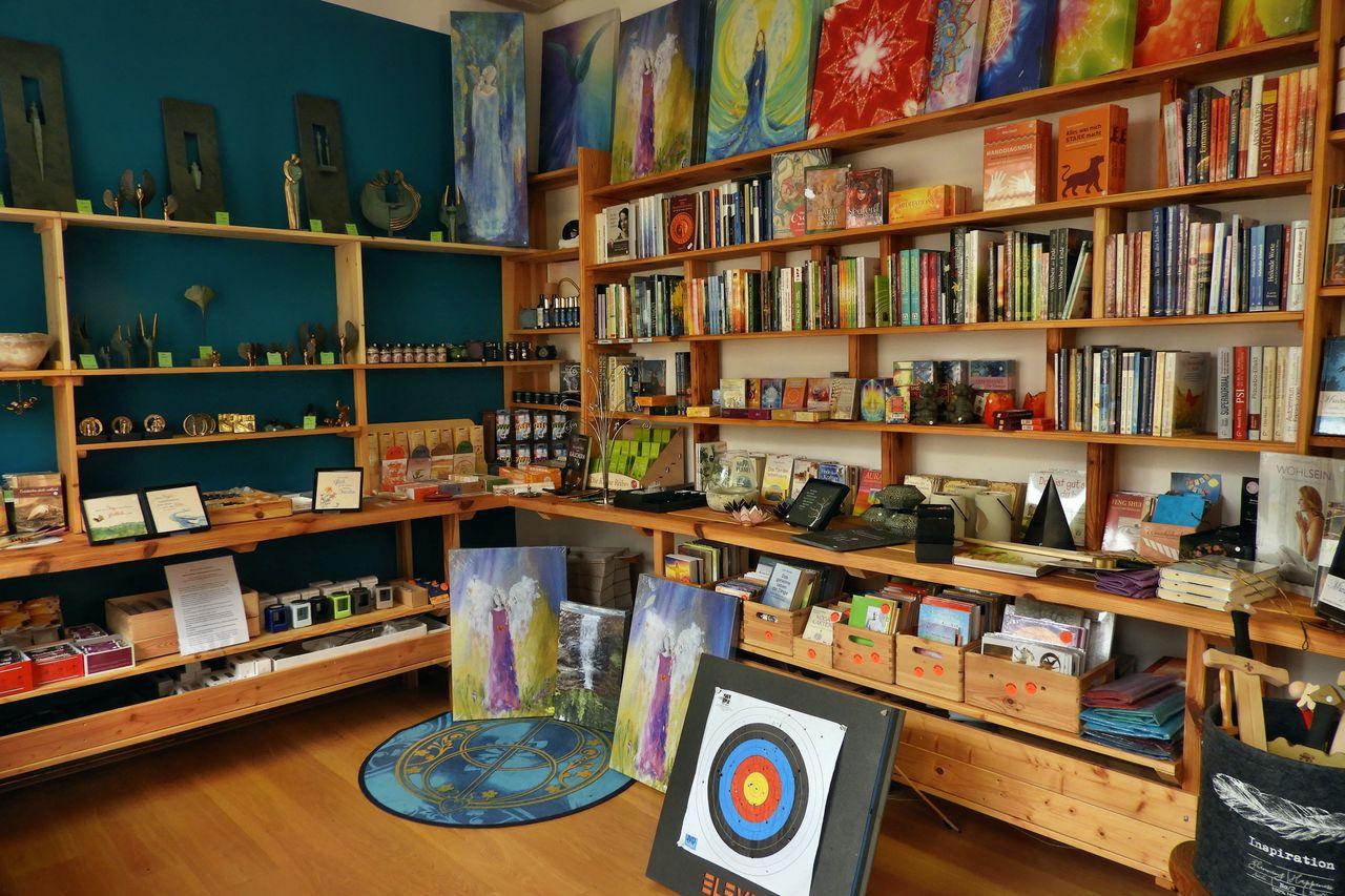 Buchladen klein