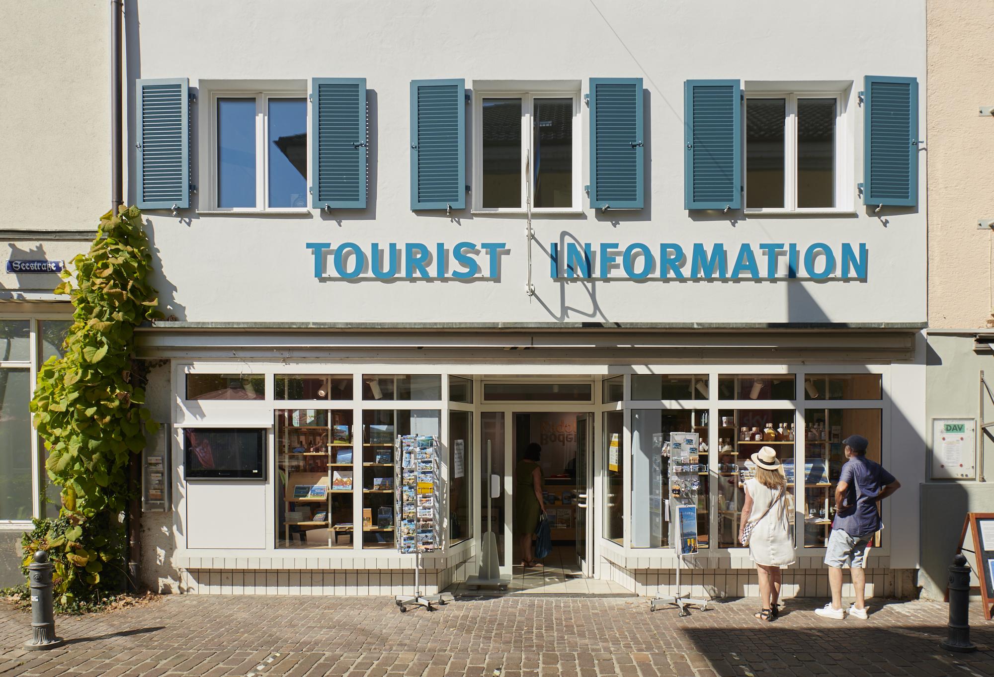 Tourist-Information Radolfzell am Bodensee