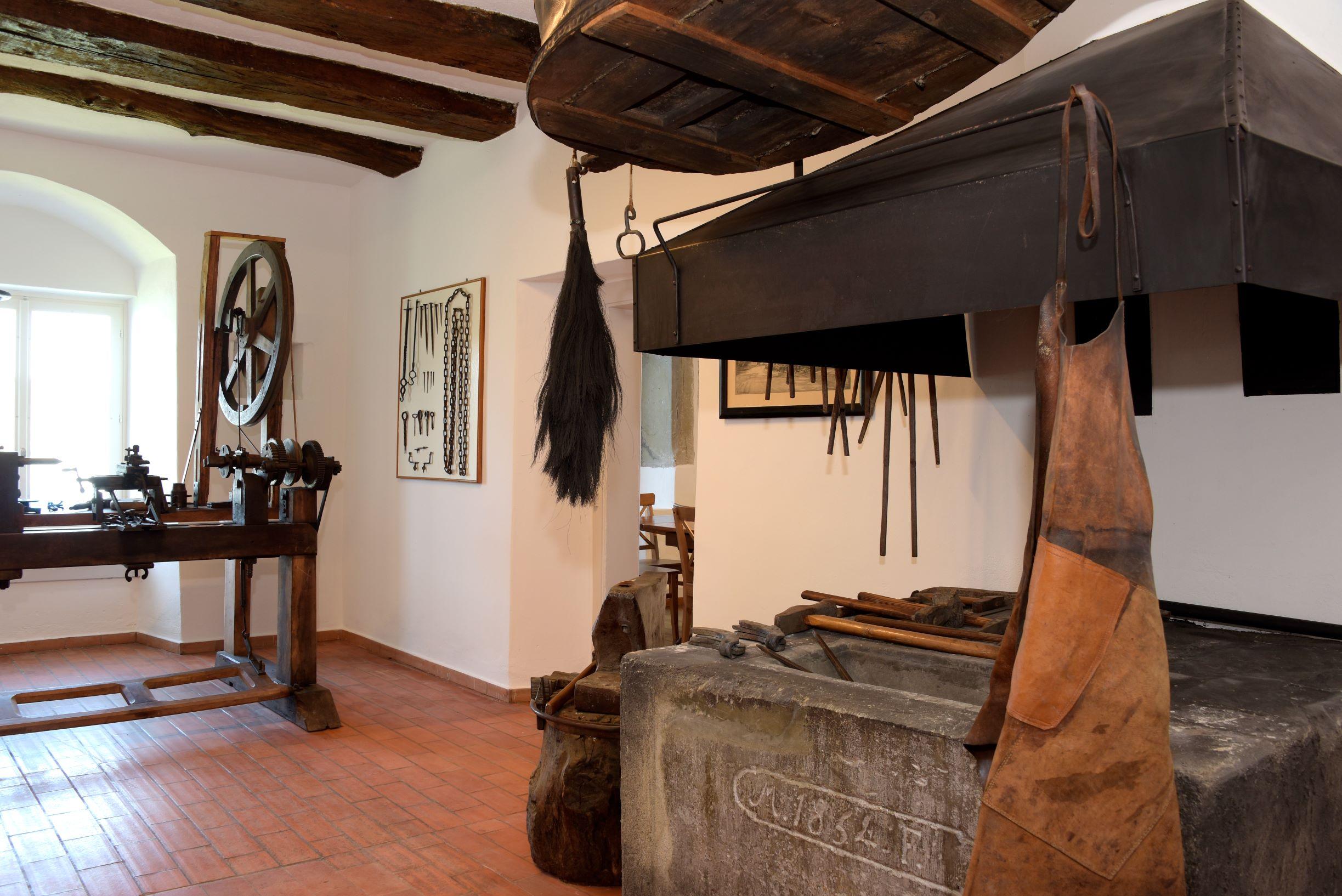 Turmhof Museum 1151