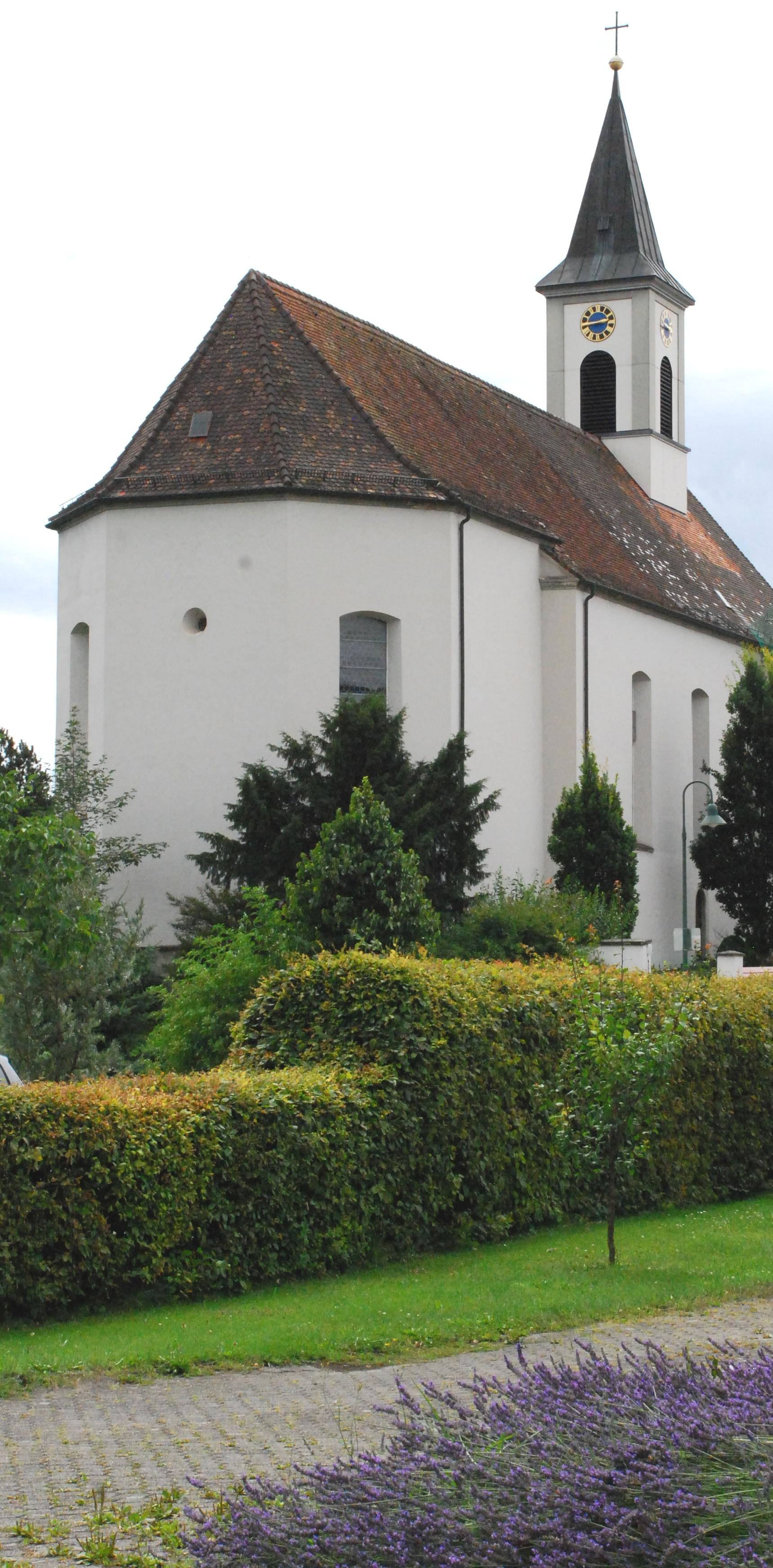 Kirche Nenzingen 1