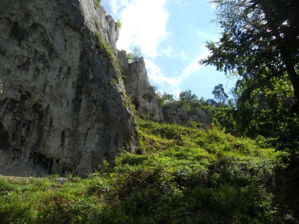 Felsenlabyrinth