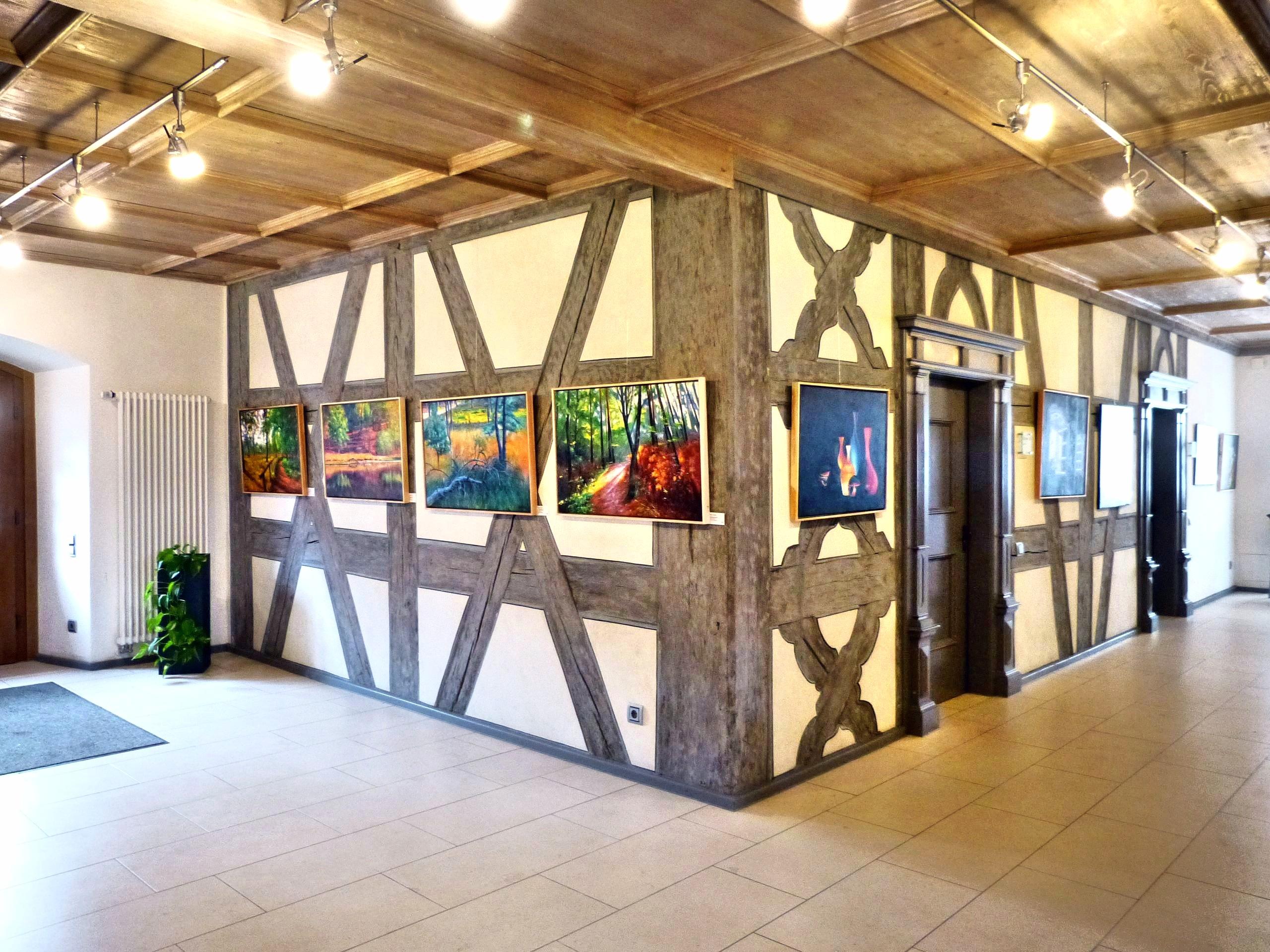 Ausstellung Rathaus
