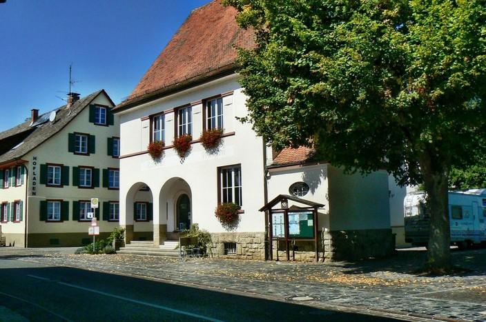 Wangen Rathaus