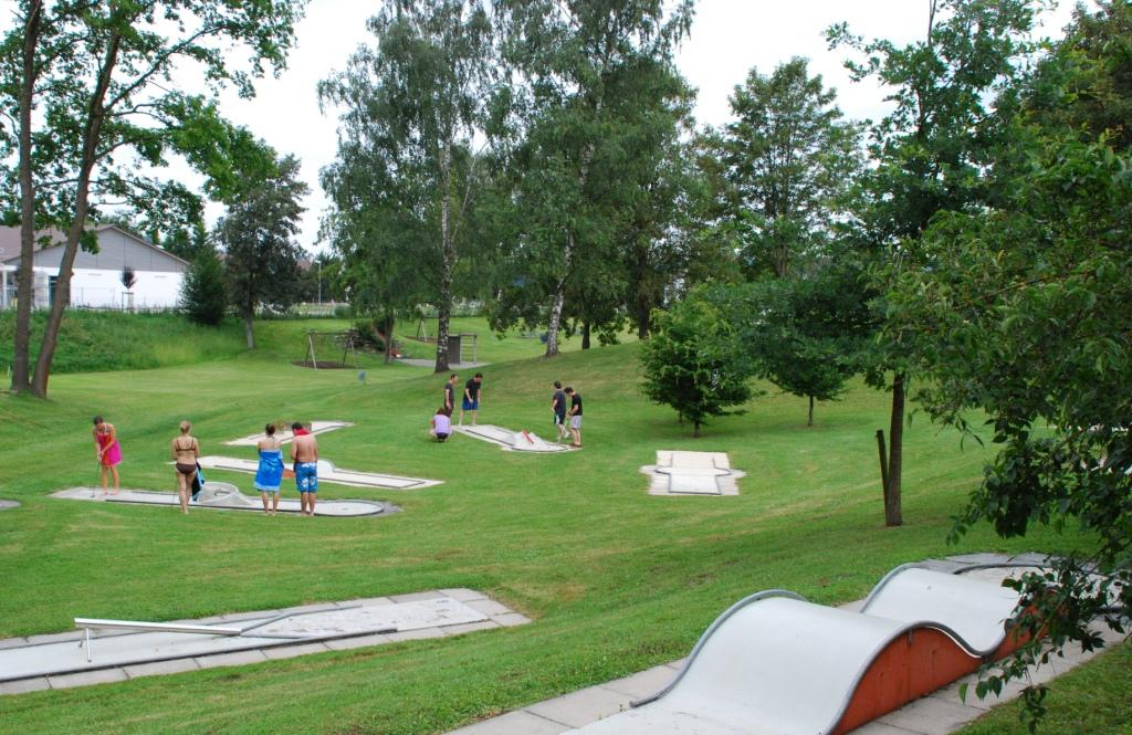 Camping-Ferienpark Orsingen Minigolf