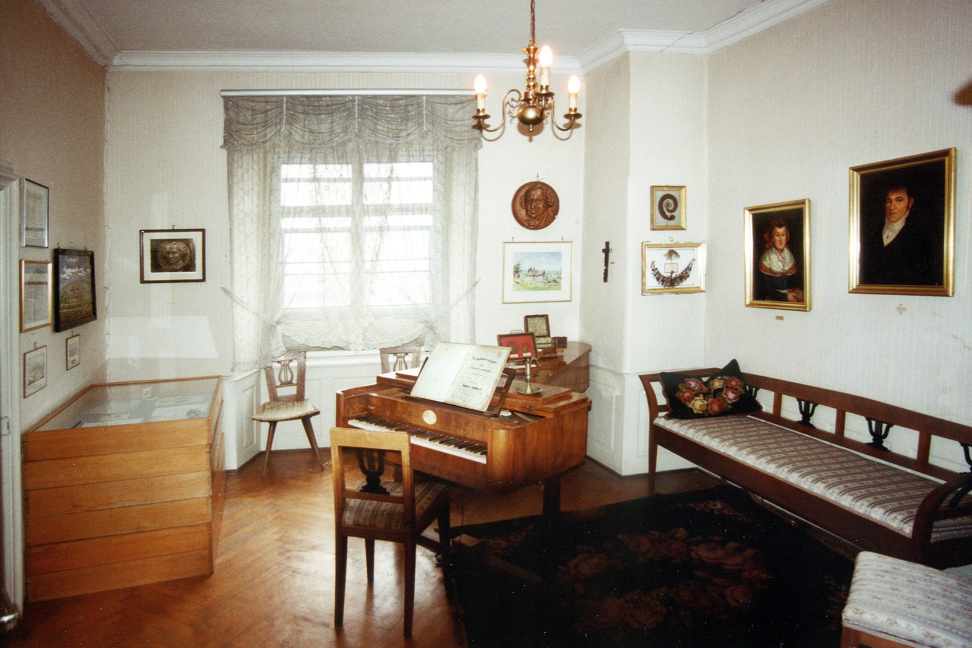 Conradin Kreutzer Zimmer im Heimatmuseum