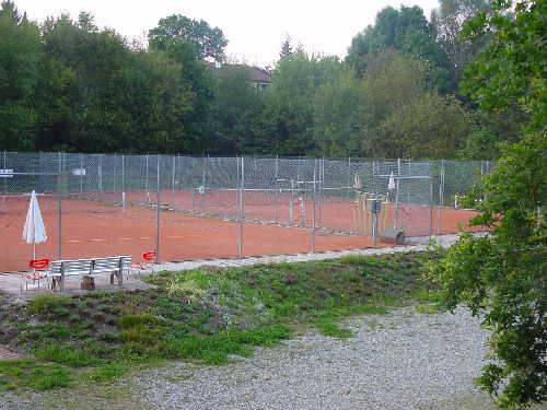 2013 - Tennisplatz